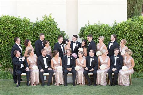 3 Steps To Shooting A Large Bridal Party