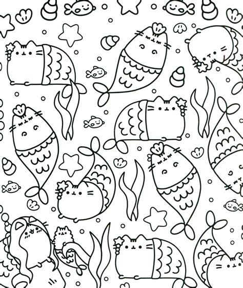kawaii coloring pages coloringrocks