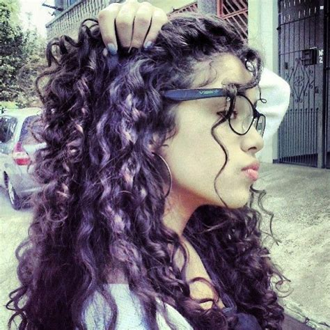 25 Best Ideas About Dyed Curly Hair On Pinterest Dyed