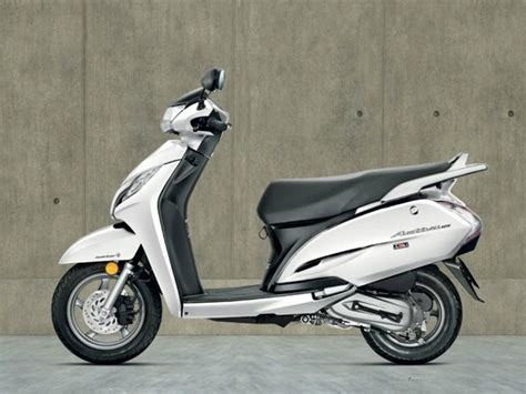 White Cylinder Lamp by Honda Activa 125 Price Photos Specification Launch On