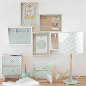 Pele Mele Maison Du Monde : p le m le bicolore 48x59 ma chambre cosy parfaite ~ Melissatoandfro.com Idées de Décoration