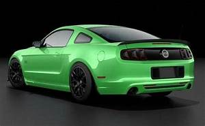 The 2013 Ford Mustang RTR Spec 1 rear end | Torque News