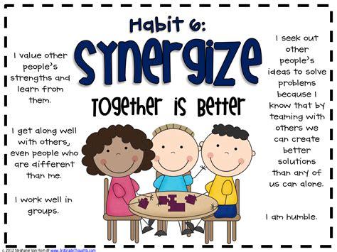 7 Habits  Mrs Hawthorne's Class