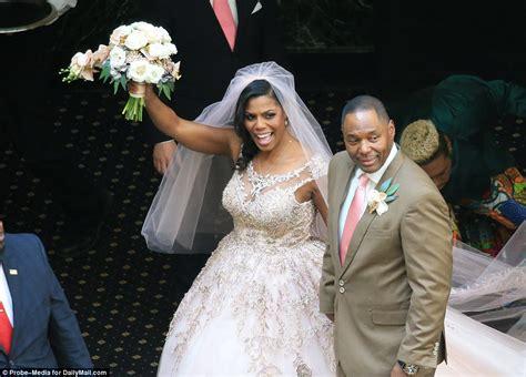 omarosa  married  donald trumps washington dc hotel