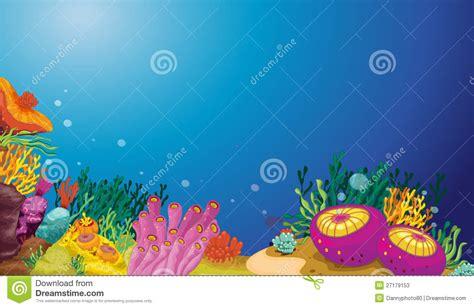 Ocean Scene Clipart