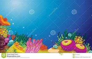 Ocean Scene Clipart - Clipart Suggest