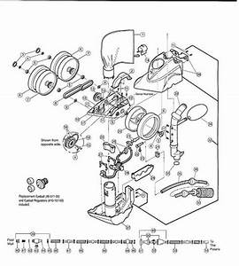 Polaris Pool Cleaner  Polaris 360 Parts Diagram