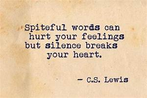 Spiteful words ... Spiteful Bible Quotes