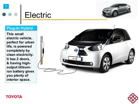 In Hybrid Electric Vehicles by Presentation On Toyota Motors Introduction Production