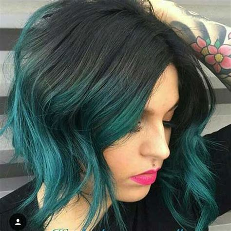 Black Color Hairstyles by 50 The Coolest Hairstyles And Hair Colors For