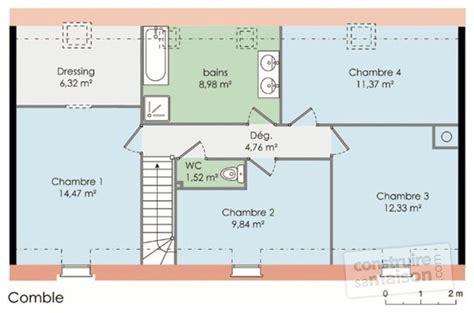 le marché de la cuisine maison francilienne 1 dé du plan de maison francilienne 1 faire construire sa maison