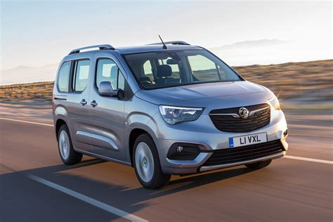 opel combo 2018 new 2018 vauxhall combo prices and specs released auto express