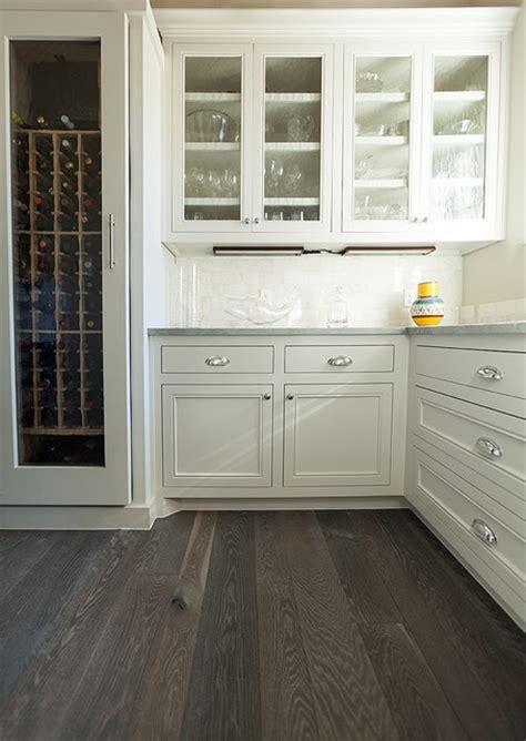 white kitchen grey floor butler s pantry grey floor white oak traditional