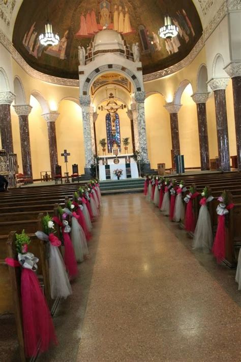 Quinceanera Church Decoration Ideas