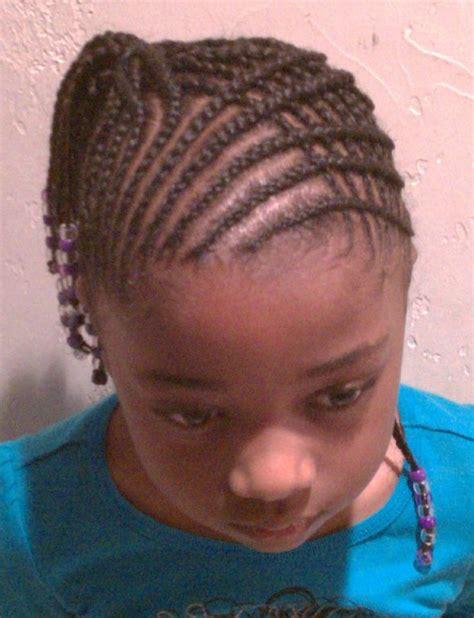 Kid Cornrow Hairstyles by Cornrow Designs Design Cornrows Black