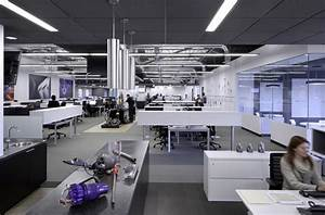 Inside Dyson's Customer Support Center Offices