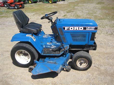 Ford lawn tractor parts manual