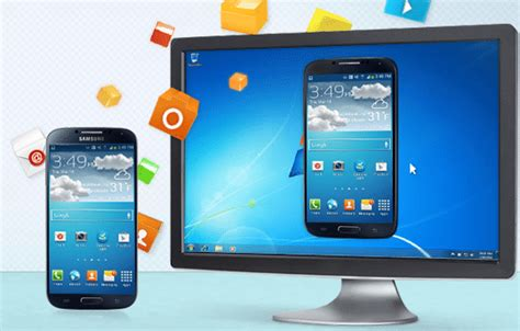 Control Android Smart Phone From Your Pc Or Mac By Using