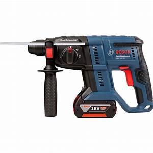 Bosch 18v Set : bosch gbh 18v 20 sds plus cordless hammer drill 2 x 4 0ah ~ Watch28wear.com Haus und Dekorationen