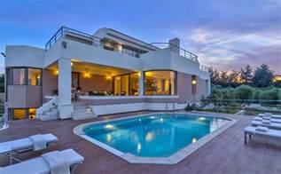 homes interior photos luxury villas archives authentic crete