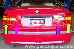 Bmw E46 Rear Tail Light Replacement