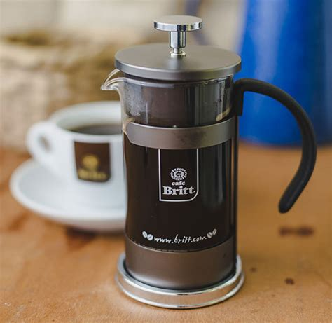 Keep your dear espresso machine clean and efficient, ready to prepare a cup of coffee whenever needed! Britt 2-Cup French Press Coffee Maker | 12oz