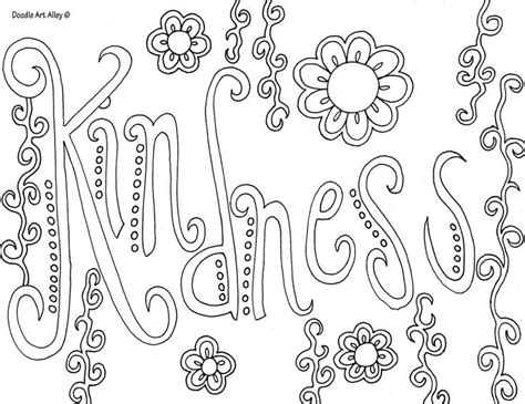 acts  kindness coloring pages coloring pages