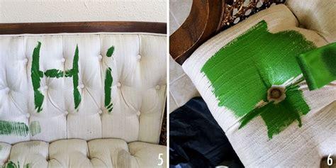 relooker un canapé en tissu peindre un canape en tissu 28 images mobilier table