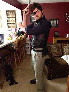 My governor walking dead cosplay costume | My cosplay's ...