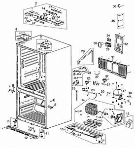 I Have A Samsung Rf263 Refrigerator