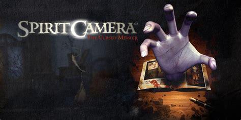 spirit camera  cursed memoir nintendo ds games nintendo