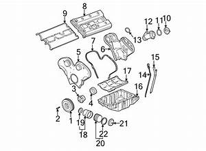 Saturn Vue Engine Valve Cover Gasket  3 0 Liter  3 2 Liter