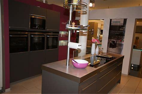 Häcker-musterküche Moderne Einbauküche 2 Zeilig Mit