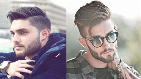 Top 10 Newest Cool & Stylish Men's Hairstyles 2018- 2019