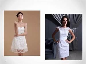 nouveautes robes de mariee courtes bridal collection ete With robes de mariées courtes