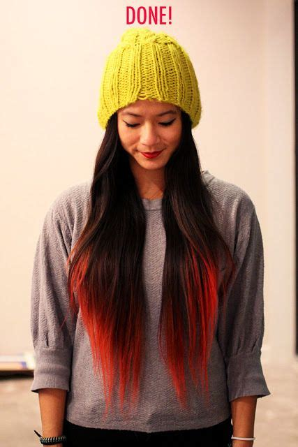Dip Dye Hair With Kool Aid Things To Do With Kids