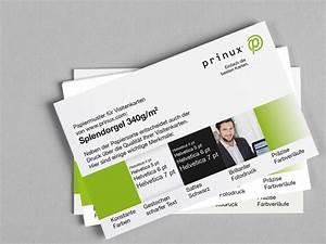 Visitenkarten Auf Rechnung Bestellen : musteranforderung prinux ~ Themetempest.com Abrechnung