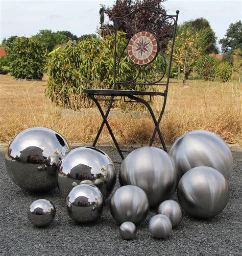 Deko Garten Edelstahl by Gartendeko Edelstahl Mksurf Club
