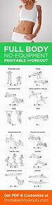 Printable Workout to Customize and Print: Ultimate At-Home ...