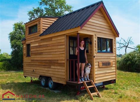 tiny mansion tiny house nouvelle mode