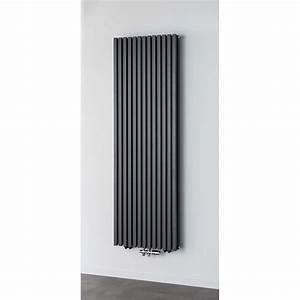 Radiateur Largeur 50 Cm : radiateurs d coratifs banio xavi couleur antracite hauteur ~ Premium-room.com Idées de Décoration