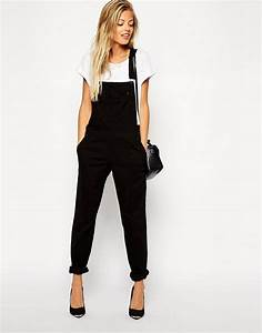 asos asos 90s style overalls at asos With robe salopette femme
