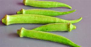 LES AMOURS PERISSABLES : la salade de gombos crus et la