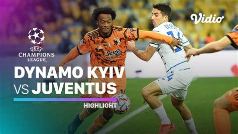 Streaming Highlight - Dynamo Kyiv VS Juventus I UEFA ...