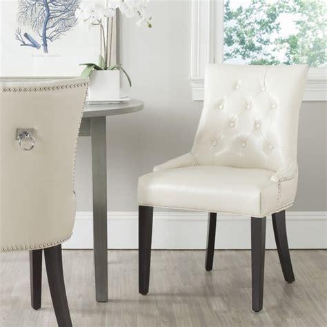 safavieh harlow white ring chair set of 2