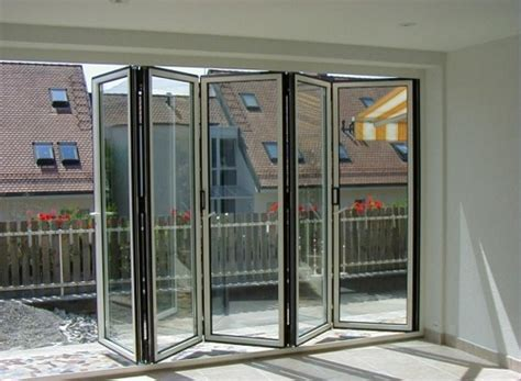 FINK Wintergarten Faltfenster