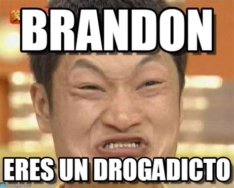 Brandon Meme - brandon impossibru guy original meme on memegen