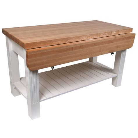 drop leaf kitchen island table kitchen islands grazzi kitchen island with 8 drop leaf by john boos kitchensource com