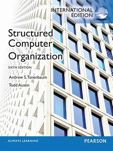 Pearson Education - Structured Computer Organization ...