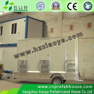 utilis 233 s portable mobile trailer toilettes 224 vendre environnement amicalequalit 233 toilettes